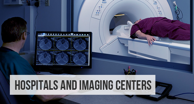 Hospitals and Imaging Centers